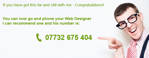 If you need a freelance web designer for your project we will be happy to discuss your requirements