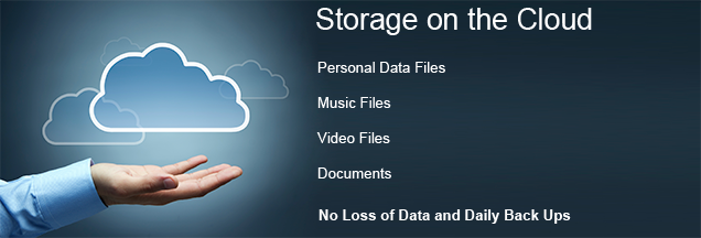 storage-on-the-cloud